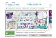 Paperthemes Uk Coupon Codes March 2019