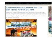 Paradisefestival Coupon Codes July 2020