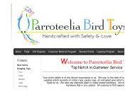 Parroteeliabirdtoys Coupon Codes December 2017