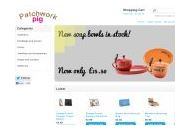 Patchwork-pig Uk Coupon Codes July 2018