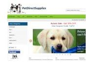 Petdirectsupplies Coupon Codes August 2018