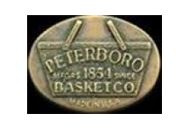 Peterboro Basket Company Coupon Codes March 2021