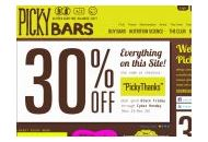 Pickybars Coupon Codes October 2021