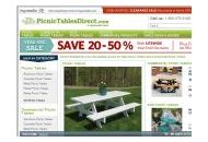 Picnic Tables Direct Coupon Codes September 2018