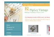 Pipleyvintage Coupon Codes March 2018