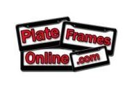 Plate Frames Online Coupon Codes July 2020