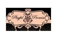 Playful Promises Coupon Codes December 2018