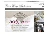 Pompominteriors Coupon Codes January 2020