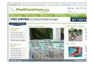 Poolfurniture Coupon Codes September 2020
