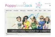 Poppylovesjack Coupon Codes December 2018