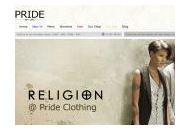 Prideclothingonline Uk Coupon Codes July 2021