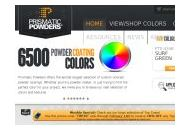 Prismaticpowders Coupon Codes August 2018