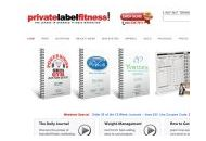 Privatelabelfitness Coupon Codes January 2019
