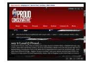 Proudconservative Coupon Codes October 2018