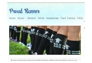 Proudrunner Coupon Codes January 2019