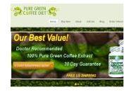 Puregreencoffeediet Coupon Codes September 2020