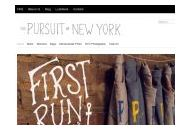 Pursuitofny Coupon Codes July 2020