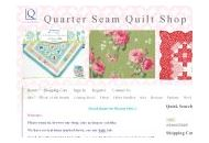 Quarterseamquiltshop Coupon Codes January 2019