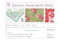Quarterseamquiltshop Coupon Codes October 2017