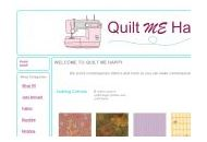 Quiltmehappy Uk Coupon Codes September 2021