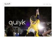Quiyk Coupon Codes January 2019