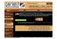 Rachiele Coupon Codes January 2019