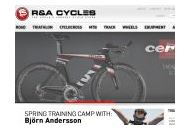 Racycles Coupon Codes April 2020