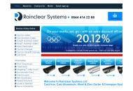 Rainclear Uk Coupon Codes May 2021