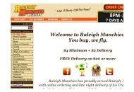 Raleighmunchies Coupon Codes January 2020
