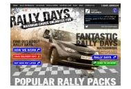 Rallydays Uk Coupon Codes March 2021