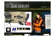 Ramarmory Coupon Codes March 2019
