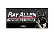 Ray Allen Coupon Codes December 2018