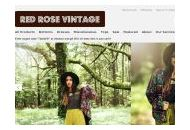 Redrosevintage Coupon Codes March 2019