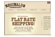 Reginaldshomemade Coupon Codes June 2019