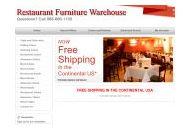 Restaurantfurniturewarehouse Coupon Codes September 2018