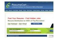 Resumecart Coupon Codes February 2020