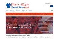 Retroworldfootballshirts Uk Coupon Codes December 2017