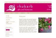 Rhubarb-homeware Uk Coupon Codes October 2018