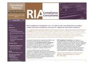 Ria-compliance-consultants Coupon Codes January 2019