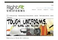 Right Fit Uniforms Coupon Codes October 2018