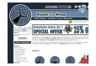 Roboteshop Coupon Codes December 2018