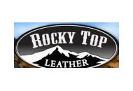 Rocky Top Leather Coupon Codes December 2018