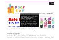 Rooftopfabrics Coupon Codes November 2020