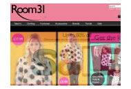 Room31 Uk Coupon Codes July 2020