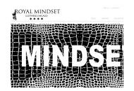 Royalmindset Coupon Codes August 2018