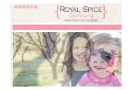 Royalspiceclothing Coupon Codes April 2021