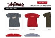 Rubythreads Coupon Codes October 2018