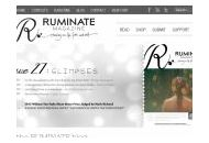 Ruminatemagazine Coupon Codes September 2018