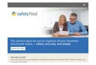 Safelyfiled Coupon Codes July 2020
