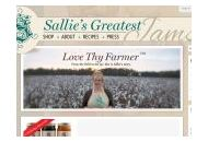 Salliesgreatest Coupon Codes July 2018